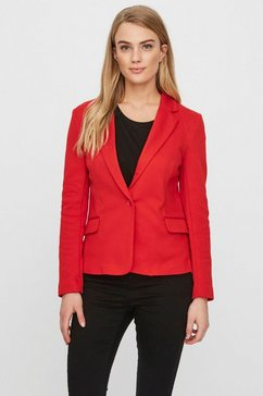 vero moda korte blazer »julia« rood
