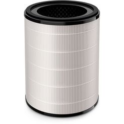 philips nanoprotect-filter series 3 fy2180x30 voor luchtreiniger ac2939x10 (set, 1-delig) wit