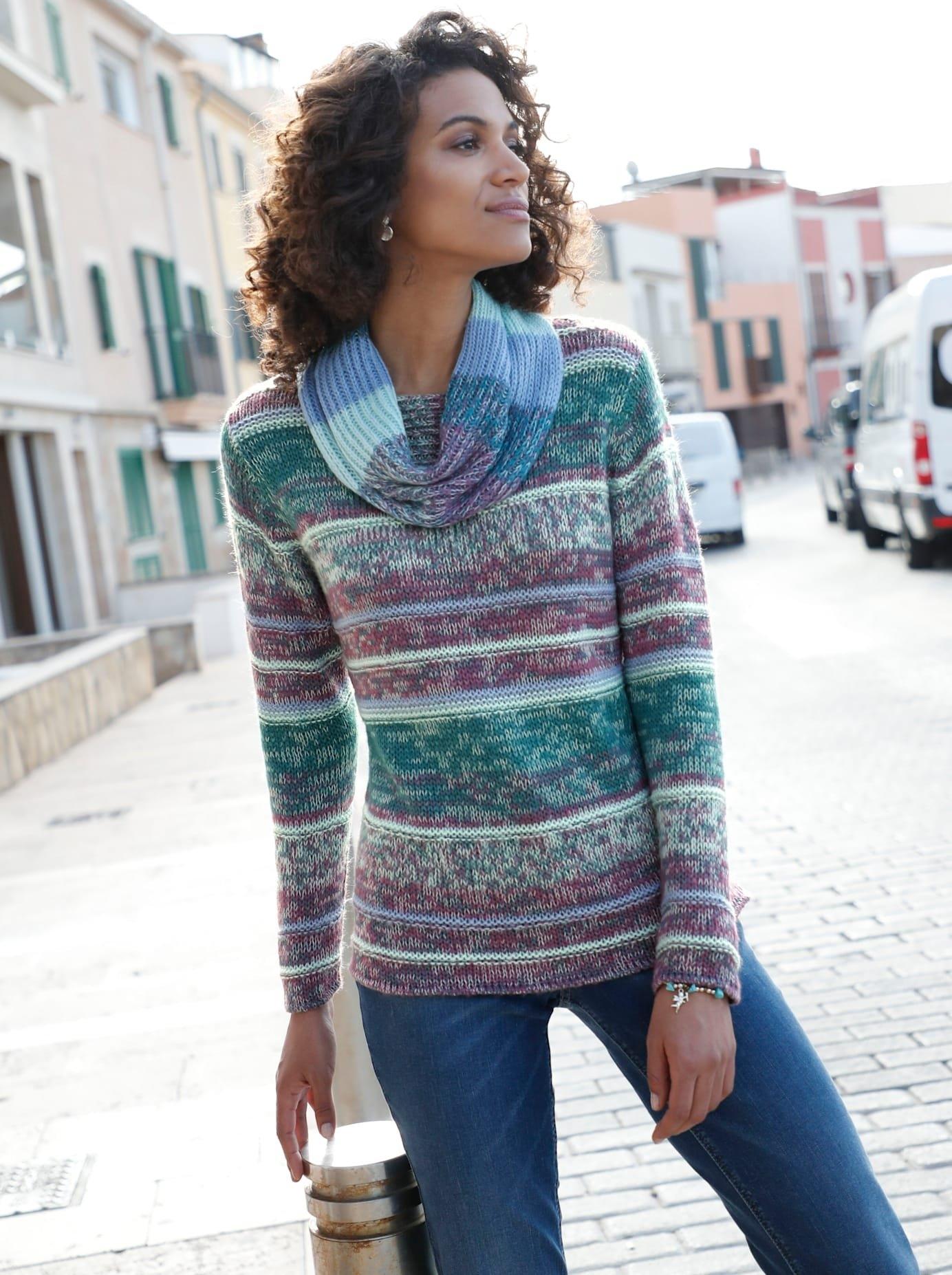Casual Looks gestreepte trui nu online kopen bij OTTO