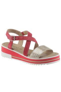 igi  co sandaaltjes rood