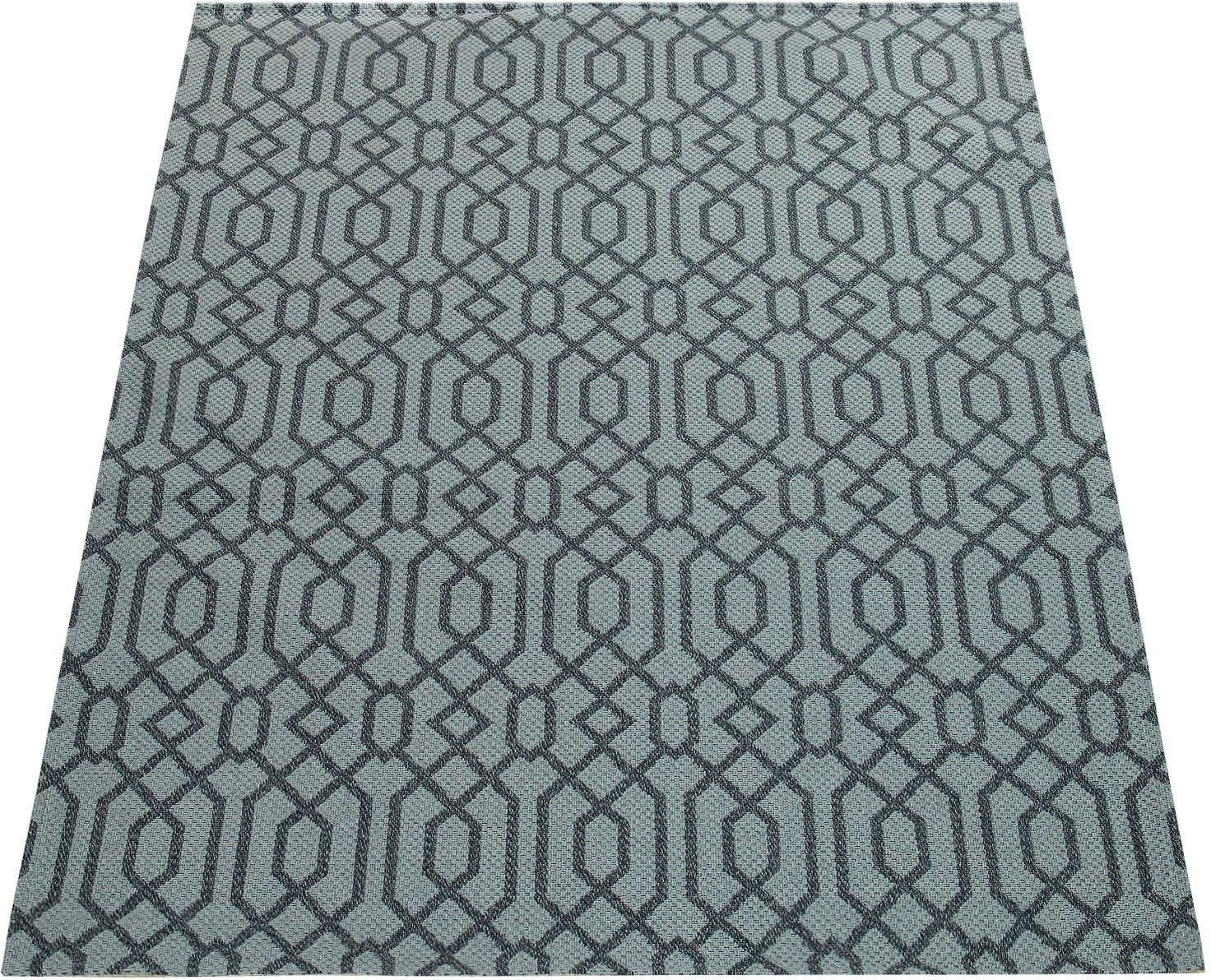 Paco Home vloerkleed »Varadero 462«, rechthoekig, hoogte 5 mm, machinaal geweven online kopen op otto.nl