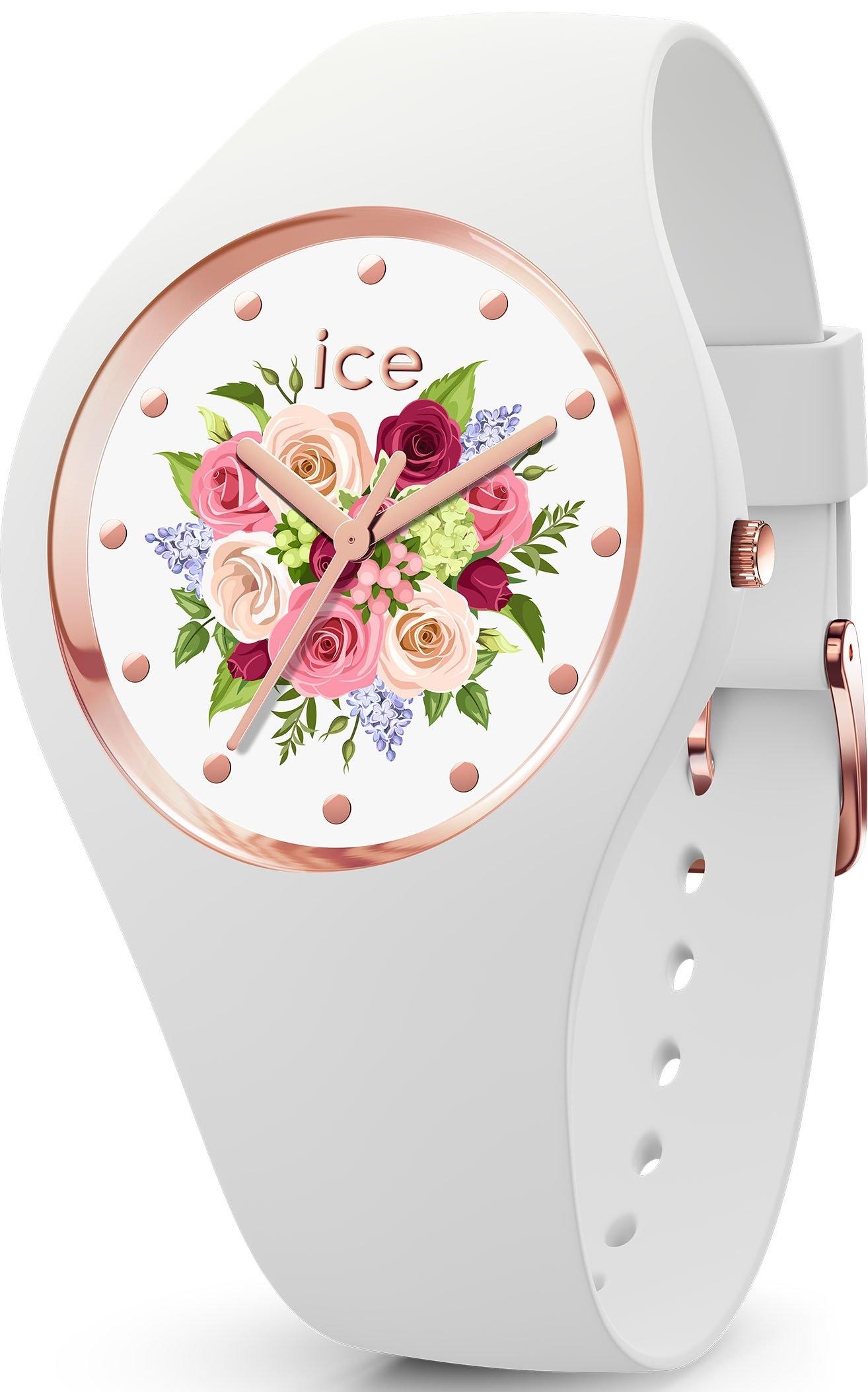 ice-watch kwartshorloge ICE flower, 017575 bij OTTO online kopen