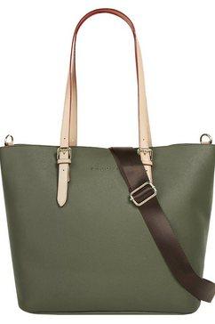 bugatti shopper »ella« groen
