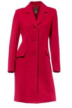 rick cardona by heine korte jas rood