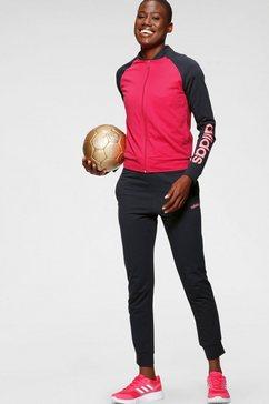 adidas trainingspak (set, 2-delig) roze
