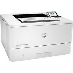 hp »laserjet enterprise m406dn« laserprinter wit