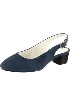 mubb slingpumps blauw