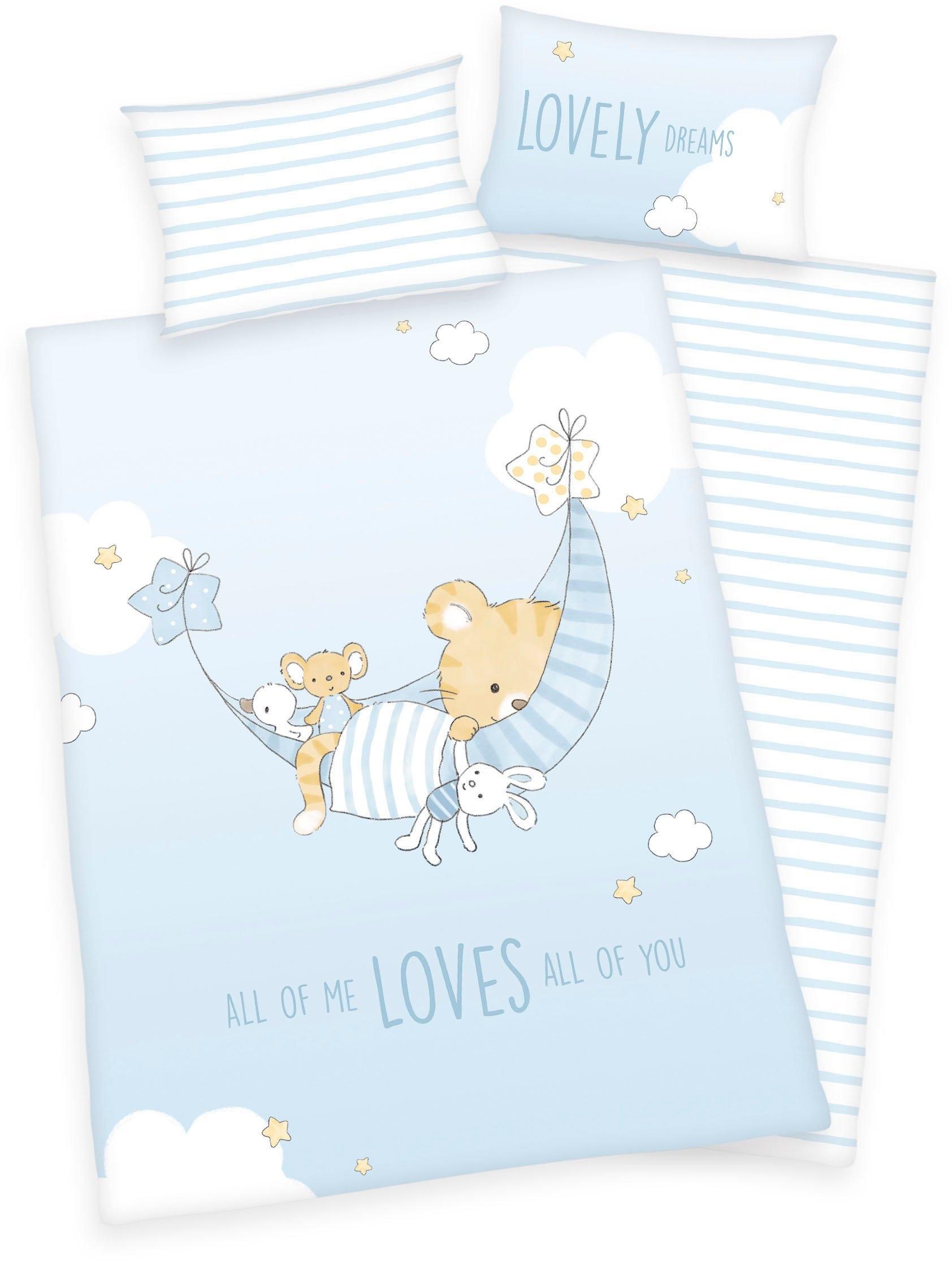 Baby Best baby-overtrekset »Little Tiger« - gratis ruilen op otto.nl