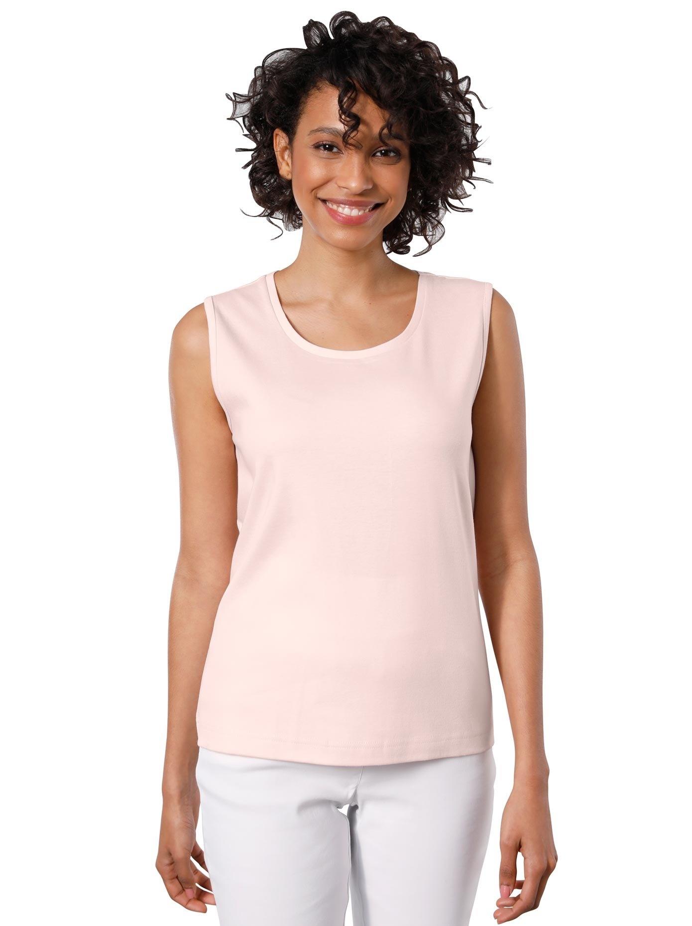 Casual Looks Creation L Premium shirttop met bredere bandjes veilig op otto.nl kopen