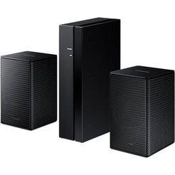 samsung surround-luidspreker wireless rear speaker kit swa-8500s wireless rear speaker kit swa-8500s ein paar draadloos zwart