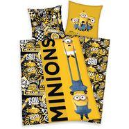 minions kinderovertrekset »minions2«, minions geel