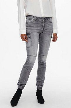 only cargo jeans onlmissouri life grijs
