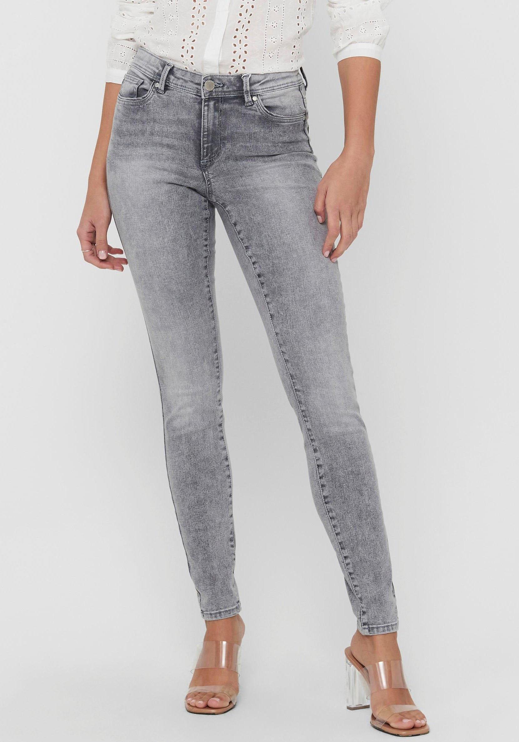Only skinny fit jeans »ONLWAUW« nu online bestellen