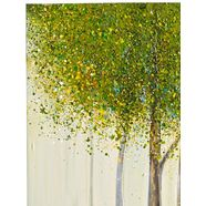 origineel schilderij groen