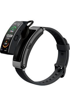 huawei »huawei talkband b6 sport« smartwatch zwart