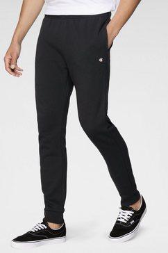 champion joggingbroek »rip cuff pants« zwart