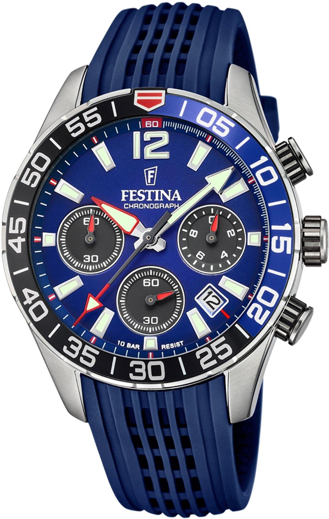 Op zoek naar een Festina chronograaf F20517/1? Koop online bij OTTO