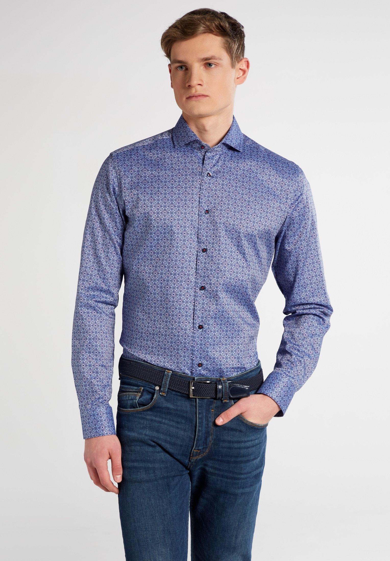 Eterna Lange arm Hemd »SLIM FIT« goedkoop op otto.nl kopen