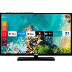 telefunken »os-32h500« led-tv zwart