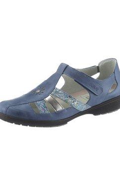 suave klittenbandschoenen blauw