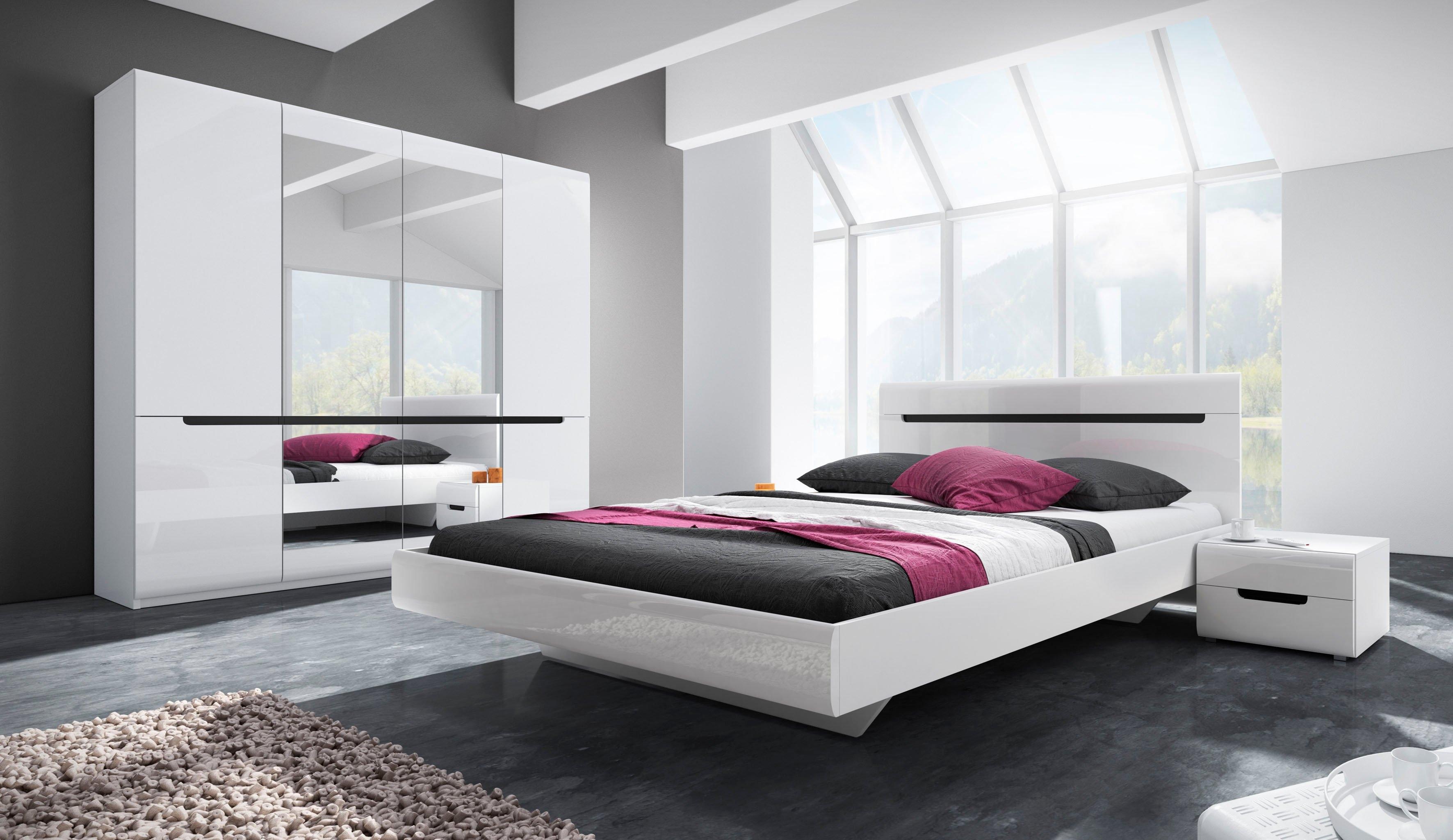 slaapkamerserie Hektor (4 stuks) goedkoop op otto.nl kopen