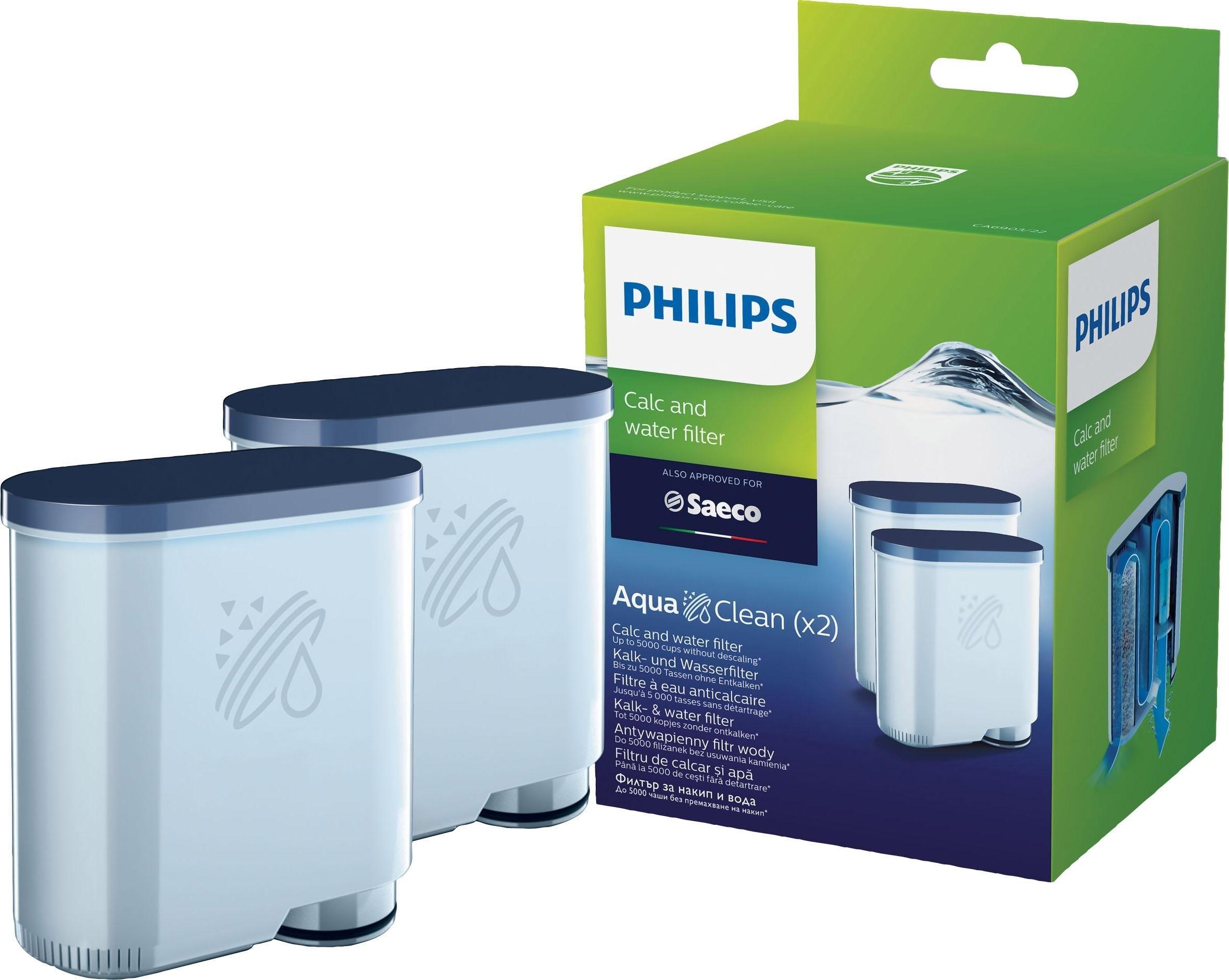Saeco waterfilter AquaClean CA6903/22, set van 2 bij OTTO online kopen