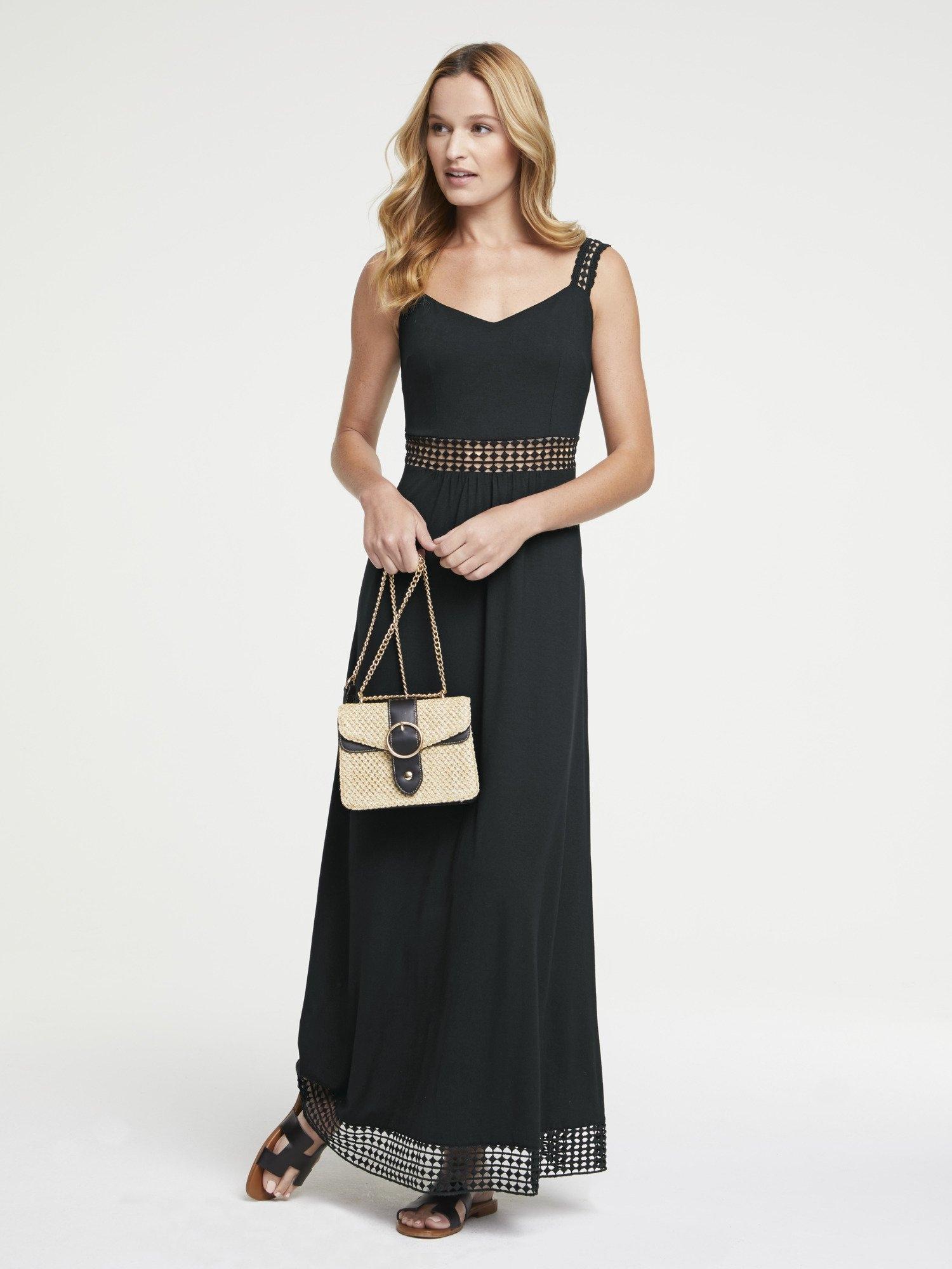 RICK CARDONA by Heine maxi-jurk met kant online kopen op otto.nl