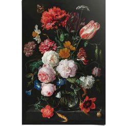 reinders! poster stilleven met bloemenvaas jan davidsz de heem - oude meester - beroemde schilderij, bloemen (1 stuk) multicolor