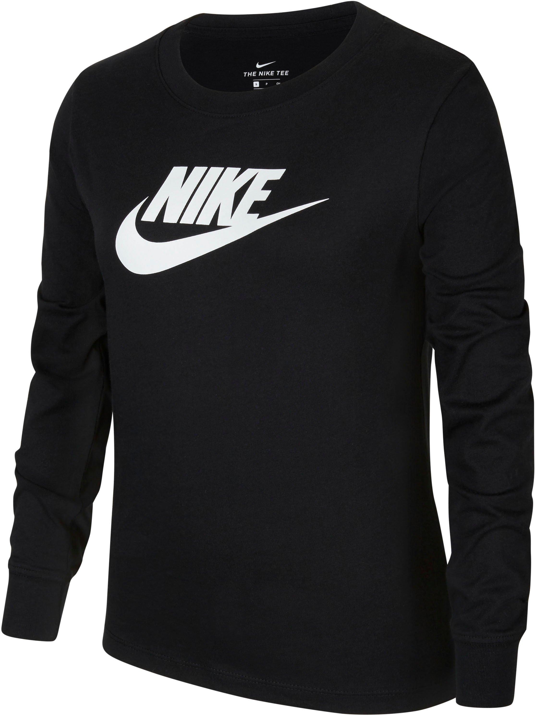 Nike Sportswear Shirt met lange mouwen BIG KIDS (GIRLS) LONG-SLEEVE T-SHIRT bij OTTO online kopen