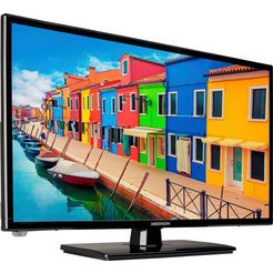 medion »life e12443« lcd-led-tv zwart