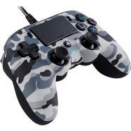 nacon playstation 4-controller ps4 controller color edition (camo grijs) grijs