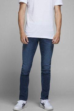 jack  jones slim fit jeans »glenn ori« blauw