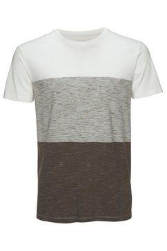 edc by esprit shirt met ronde hals groen