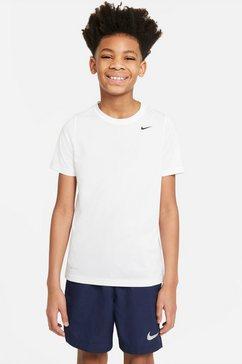 nike functioneel shirt wit
