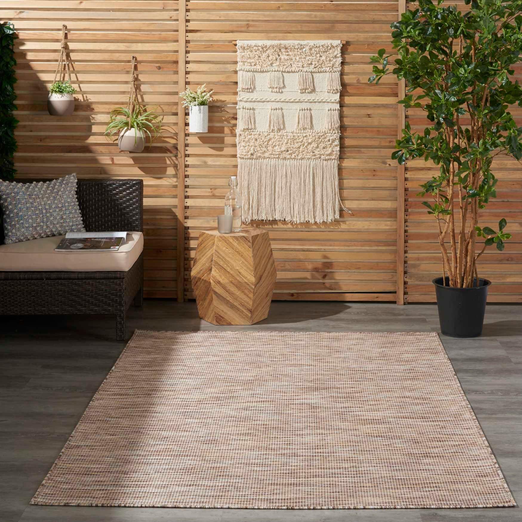 Op zoek naar een Nourison vloerkleed POSITANO Geschikt voor binnen en buiten, woonkamer? Koop online bij OTTO
