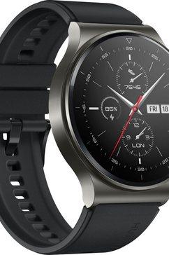 huawei smartwatch watch gt 2 pro sport 24 maanden fabrieksgarantie zilver
