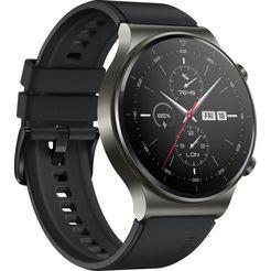huawei »watch gt 2 pro sport« smartwatch zilver