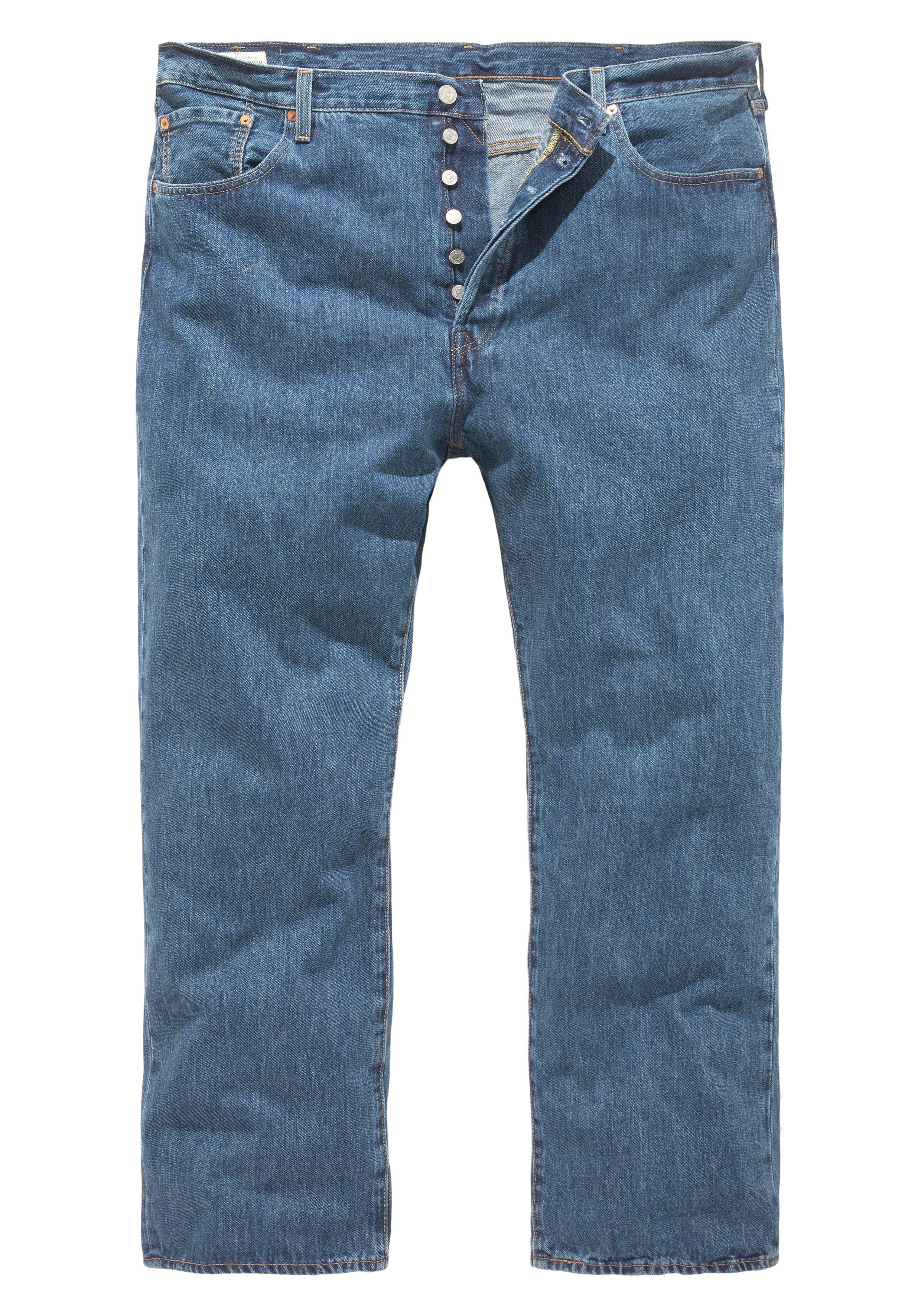 Levi's Plus Levi's® Plus straight jeans 501 goedkoop op otto.nl kopen
