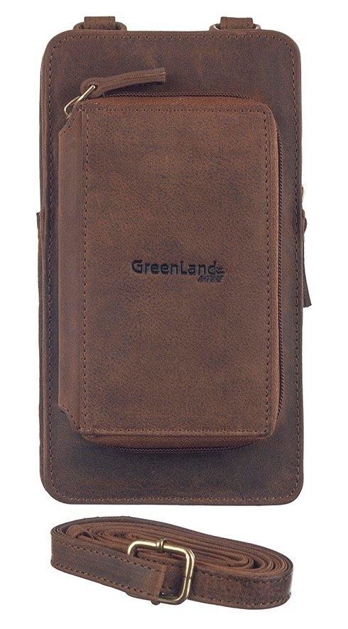 GreenLand Nature mini-bag Montenegro met opgestikte portemonnee veilig op otto.nl kopen