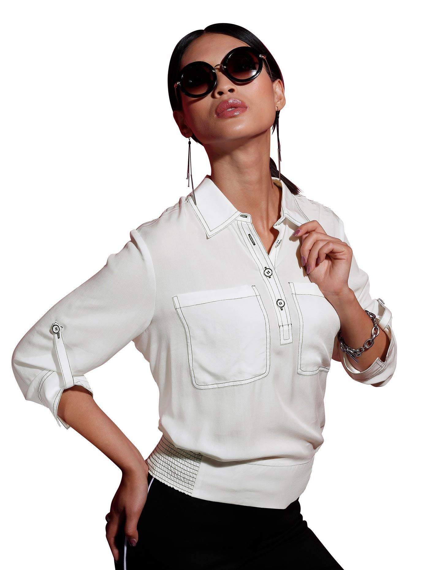Op zoek naar een Creation L blouse zonder sluiting? Koop online bij OTTO