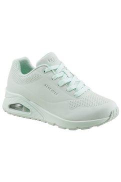 skechers sneakers »uno« groen