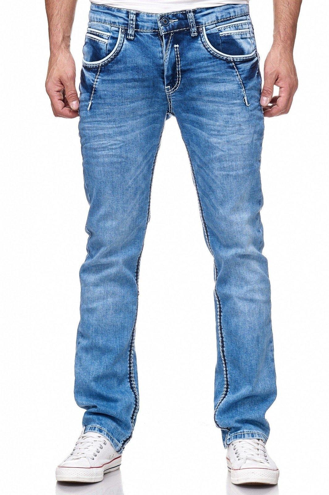 Rusty Neal Jeans - verschillende betaalmethodes