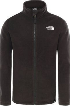 the north face fleecejack zwart