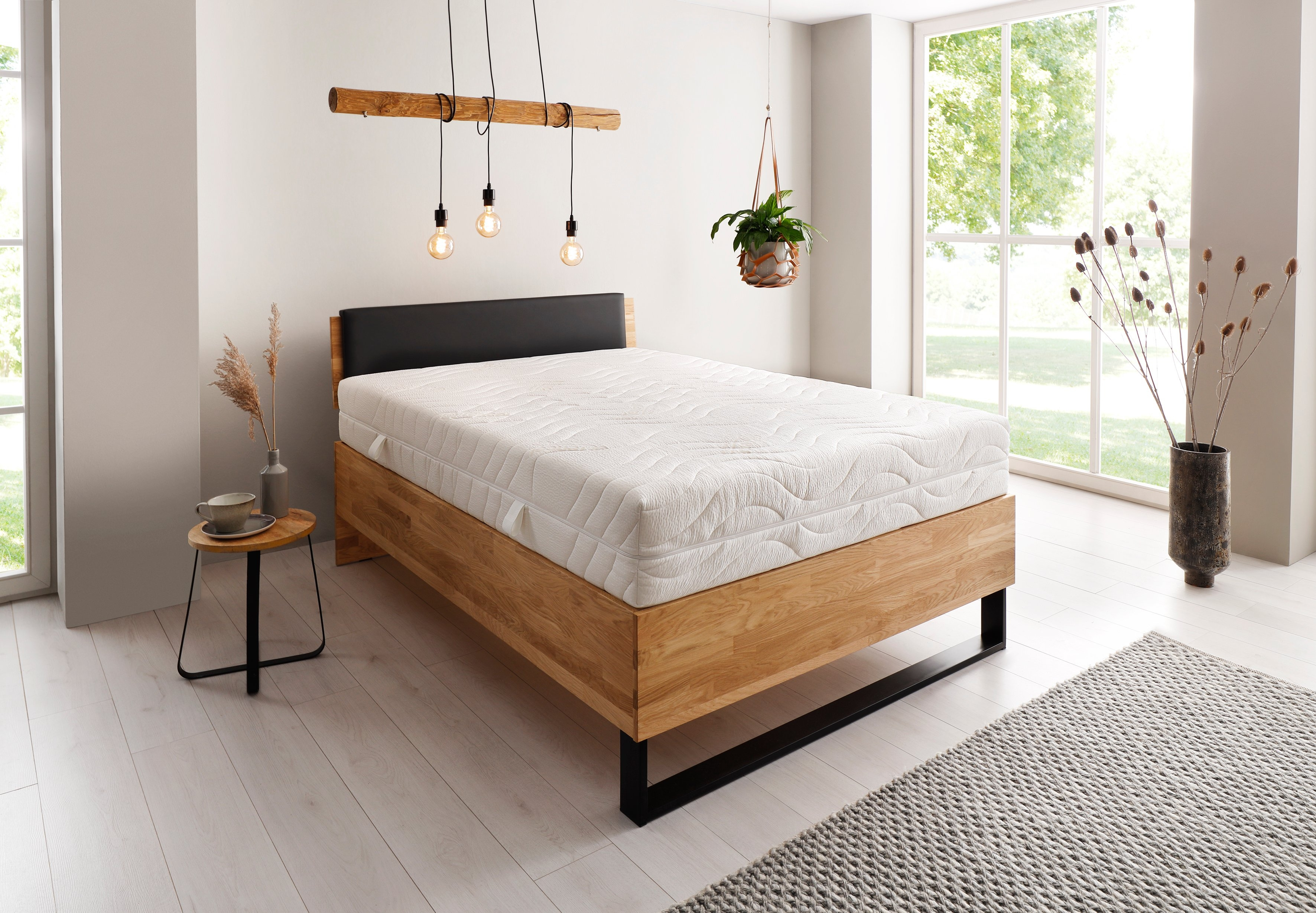 OTTO products comfortschuimmatras Hennrik Uitstekende kwaliteit en luxehoogte hoogte 29 cm nu online bestellen
