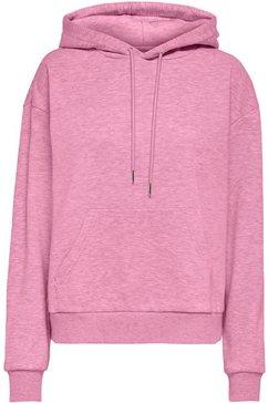 only hoodie onljoda roze