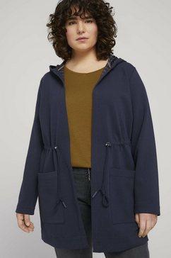 tom tailor my true me hoodie blauw