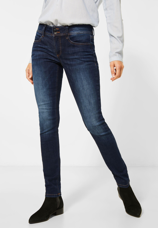STREET ONE slim fit jeans bestellen: 30 dagen bedenktijd