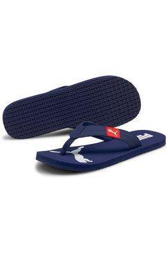 puma sneakers »puma cozy flip« blauw