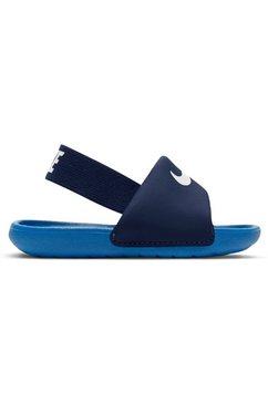 nike badslippers »chinelo kawa slide bt« blauw