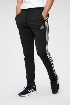 adidas performance joggingbroek 3 stripes pant zwart